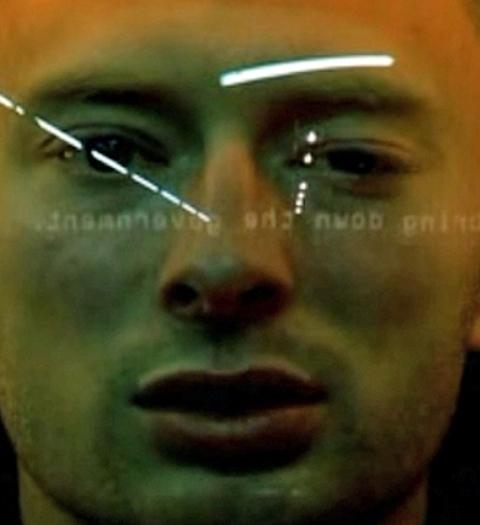 """Radiohead говорит интернету """"привет""""?"""